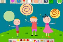 Kids Apps / by Amy Hubble Dempster