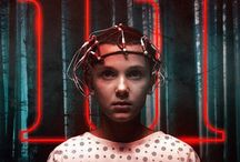 Stranger Things / I feel like it is easier to find Finn and Millie pictures than other characters.