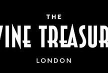 Who are The Wine Treasury? / We are The Wine Treasury. We're an approachable bunch, so get in touch and let's talk about wine.