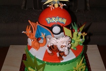 Just...Pokemon Cakes and ideas