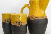 Pottery  / by Johnny Pennington