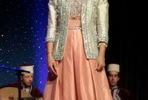 tenues traditionnelles algeriennes