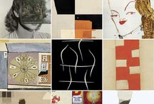Collages by Modern British and contemporary artists / Collage Exhibition by Modern British and contemporary artists
