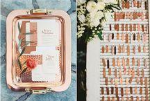 Copper | Wedding and Event Decor Inspiration