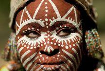 tribal markings