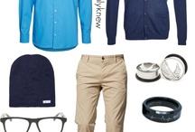 Fashion / Man casual