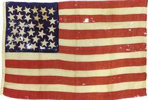flags / by Janie Irwin