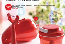 Tupperware with 10% off n free shipping. / Anybody would like to order pl contact