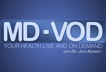 MD-VOD / MD-VOD is your health live and on-demand. Get a comprehensive view of diseases and conditions in 15 minutes or less.