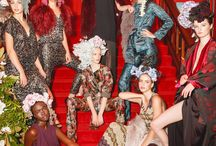 Styled Shoots & Catwalk Shows