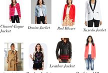 On The Blog / Jackets 101