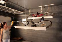 Bike organizer