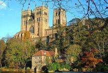Durham City England / Historic City