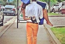 lover graduation photos