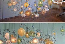 Chandeliers / Modern lighting, and chandeliers