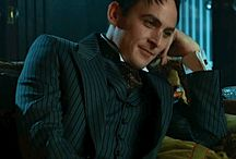 Oswald LITTLEGAYSHIT<33 Cobblepot and his MIGHTY MATES / Gotham trash, babes. (Fish shoots me in the forehead.)