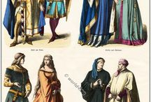 14th century fashion