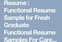 Resume Samples for Job / This is what we share about resume that you need to apply your job.