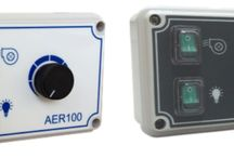 Fan speed controllers / Electronic Fan Speed Controllers for commercial and professional kitchen, Ventilation