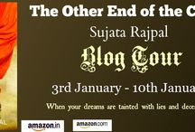 BLOG TOUR : THE OTHER END OF THE CORRIDOR BY SUJATA RAJPAL / Reviews /Guest Post/Interviews