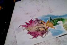 Μαθαίνω να ζωγραφίζω - I am learning to paint / painting, watercolor painting, watercolor, coloring page, line art, learn to paint, charcoal, gouache, colored pencils, acrylic painting, sketch, tempera, ζωγραφική, νερομπογιές, pencil,