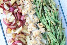 New Recipes / by Allison Haberthur