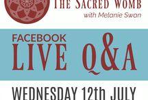 Facebook Live Q&A's