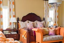 Sophisticated Colorful Schemes