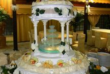 Wedding Cakes, Cookies and Pastries