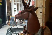 Richmond Boutique - R Chocolate London / 10 Paved Court, Richmond-Upon-Thames