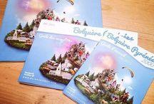 Brochures Emmaluc / Brochures réalisées par l'agence Emmaluc http://www.emmaluc.fr