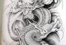 Драконы Китайские