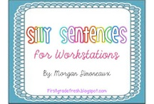 Work Stations / by Stacy 'Swift' Muehlemann