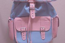 bolsas, mochilas, ...