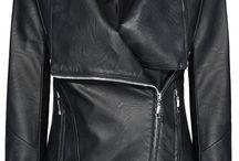 Kurtka Damska Ramoneska duży kołnierz skóra waterfall zamek model #96 fashionavenue.pl / Ekskluzywna Kurtka Damska ramoneska duży kołnierz skóra waterfall zapinana na zamek model #96 fashionavenue.pl
