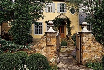HOUSE BEAUTIFUL / LOVE OF ANY HOME:  BLUEPRINTS, BUILDING IDEAS, FACADES, FLOOR PLANS, ETC... / by that BAMA girl•.¸¸.•♥