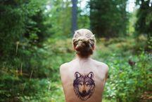TATTS / Tattoos and body art