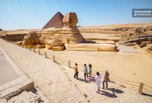 Ancient Egypt / From snorkeling in the Dead Sea to saying hey to the Sphinx, there's plenty to love about Egypt.