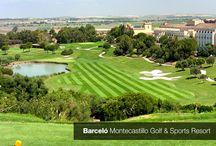 GOLF / El hotel Barceló Montecastillo Golf posee entre sus instalaciones un campo de golf de 18 hoyos diseñado por  Jack Nicklaus