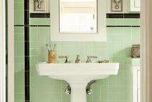 1930's Bath Inspiration