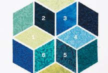 Quilting - Hand Piecing & Hexies