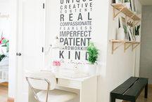 *Dom* / Nowe fajne style i pomysły na wnętrza