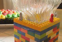 boy party - Lego