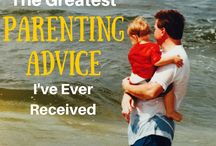 Parenting - from experience! / Great tips for parents. The kids are pros - we're the ones leading HOW to be a parent!