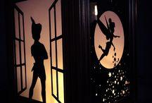 Peter Pan / Pins all about Peter Pan