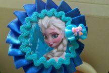 Diademas Varios Modelos / Frozen