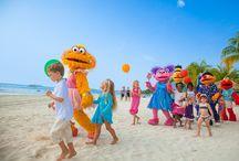 #BeachesMoms Ultimate Family Vacation Board