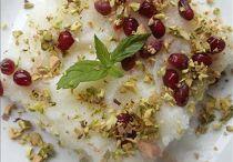 Turkish/Arabic Desserts