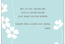 Quotes and Sayings that make me smile / by Janna Briggs