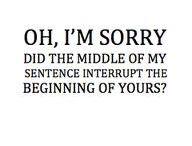 sarcasm free